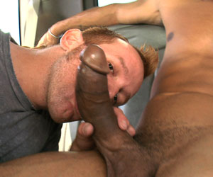 Huge dick on this straight guy