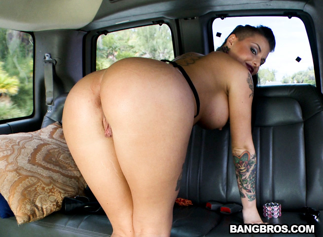 Geil Bangbus gianna michaels quest for cock ass