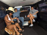 Pic of Lil Diva in bangbus episode: FuckWhoreberfest!
