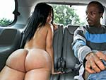 bangbus: The BangBus in Colombia Fucking A Big Booty Latina Milf!