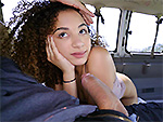 Pic of Mariah Banks in bangbus episode: Eighteen Year Old Banks On The Bus