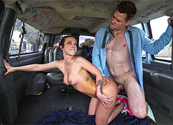 bangbus: Jada Stevens Returns to the Bus