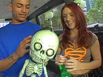 Pic of Madison in bangbus episode: Madison and JS