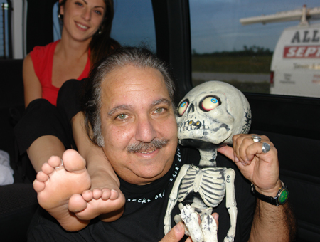 Ron Jeremy On The Motha Fucking Bus,  Enough Said! Bang Bus
