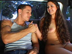 bangbus: Kitty got it all over her face