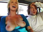 Pic of Lara Maze in bangbus episode: One is never enough