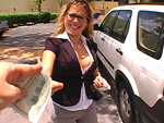 Pic of Valerie in bangbus episode: That's what Bang Bus is all about