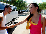 Pic of Rachel Milan in bangbus episode: Sweet Talking