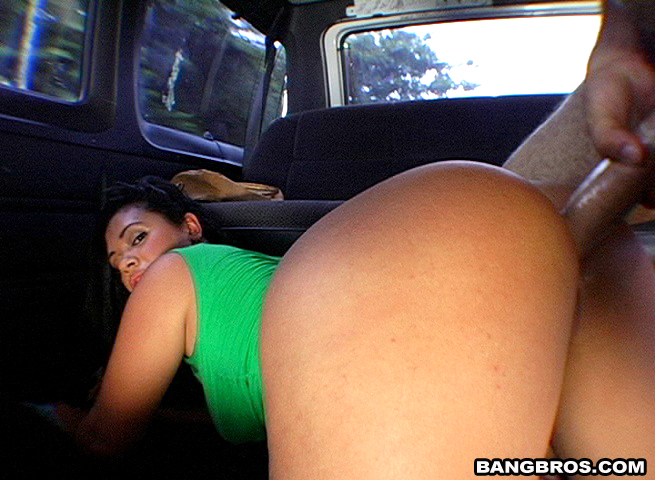 Big ass bang bus
