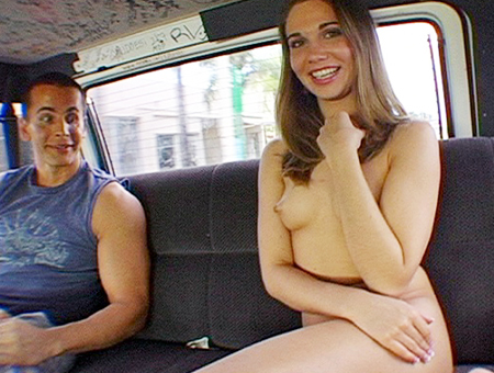 Cruising On Dakota's Pussy Bang Bus