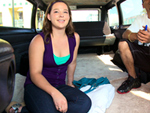 Pic of Brittney in bangbus episode: Laws Of Average