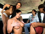 Pic of Rachel Roxxx in bangbus episode: Bang Bus Miami Beach EXXXOTICA Tour 2009