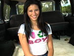 Pic of Bianca Jacobs in bangbus episode: The belly dancing queen!