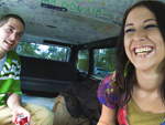 Pic of Alexis Grace in bangbus episode: For the love of money!!!