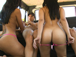 bangbus: Twice As Nice With Anna & Spice!!