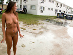Pic of Rayna Lee in bangbus episode: Rain doesn't stop BangBus