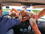 Pic of Puma Swede in bangbus episode: Puma Swede Reigns Supreme!