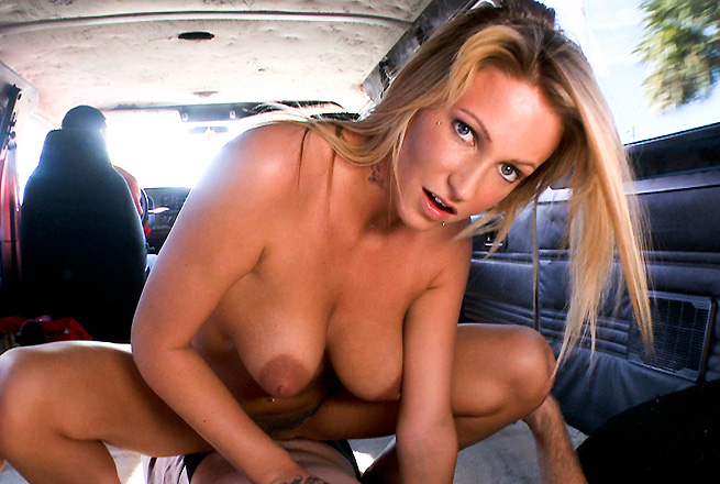 Trixie Star reality porn video from Bang Bus
