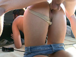 bangbus: Tourist Girl gets Banged Out