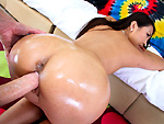 bigtitcreampie: Hot Asian gets creampied