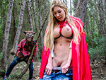 bigtitcreampie: Big tit creampie outsides in the woods