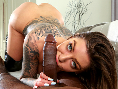 Massive Creampie For The Busty Karma RX
