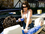 Pic of Raquel Devine in bigtitcreampie episode: Cruising Devine