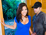 Pic of London Keyes in bigtitcreampie episode: One More Creampie for London