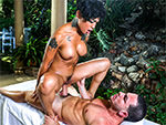 Pic of Honey Gold in brownbunnies episode: Perfect Massage Ends With A Load
