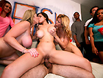 Pic of Sara Jay in dorminvasion episode: Dorm invasion at college party