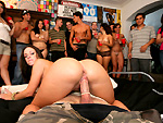 Pic of Jennifer Dark in dorminvasion episode: College dorm party with pornstars