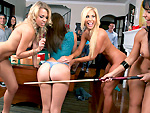 Pic of Zoey Monroe in dorminvasion episode: Porn-Stars Raid The Dorm Full Of College Boys!