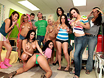 dorminvasion: BangBros Dorm Invasion