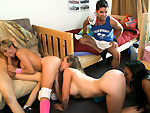 Pic of Alexis Fawx in dorminvasion episode: Your College is Next