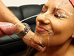 facialfest: Latina Nut Slurp