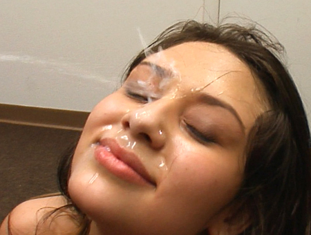 Sperm Squirt Facial Fest