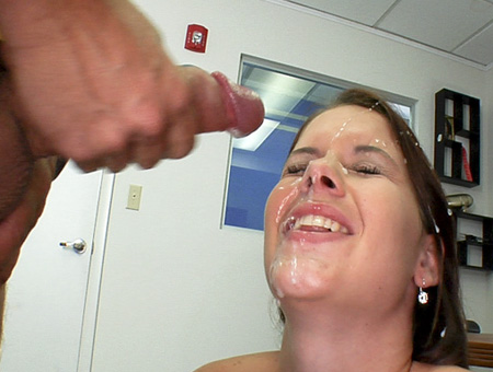 Two Loads For Michelle Facial Fest