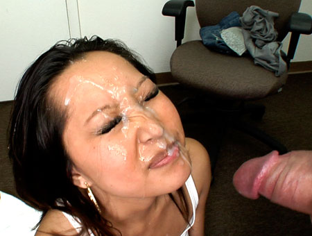 She Just Wants To Fuck! Facial Fest