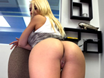 Pic of Kagney Linn Karter in facialfest episode: Kagney In Lacy