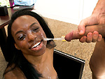 facialfest: Cum on Tiffany Taylor's face!!
