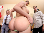 Pic of Krissy Lynn in fuckteamfive episode: Fuck Team XXX-mas