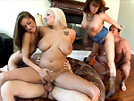 fuckteamfive: Pumpkin Patch Fucking w/Tory Lane, Lylith Lavey, Presley Hart