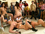 Pic of Sara Jay in fuckteamfive episode: BangBros College Invasion