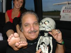 Ron Jeremy on the motha fucking bus,  enough said!