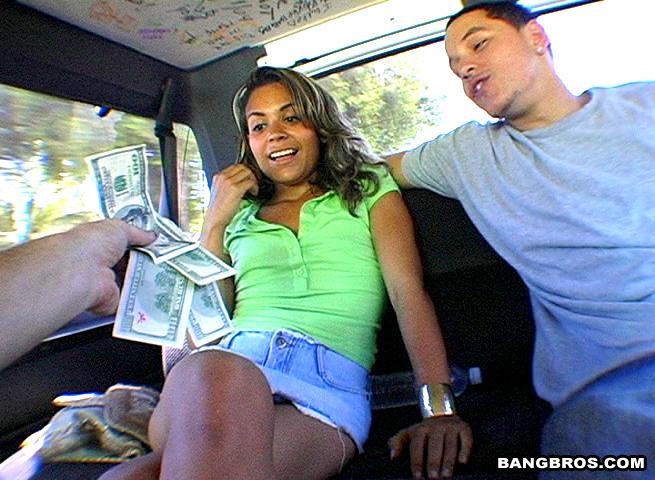margarita fucked on bus