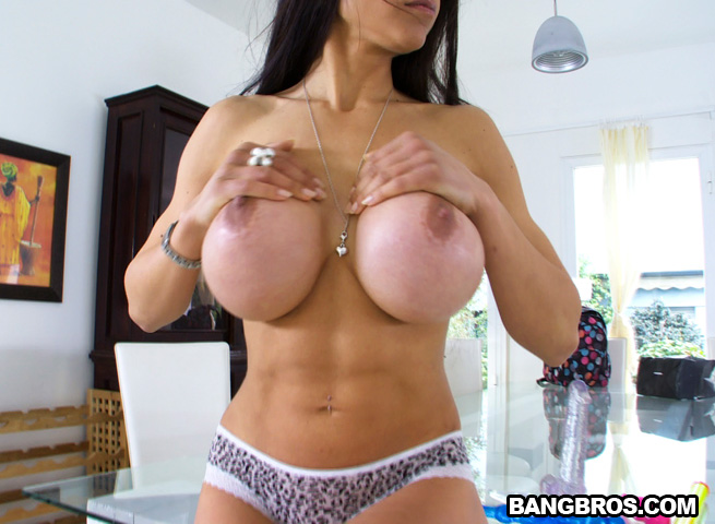Hot Latina Big Ass Tits
