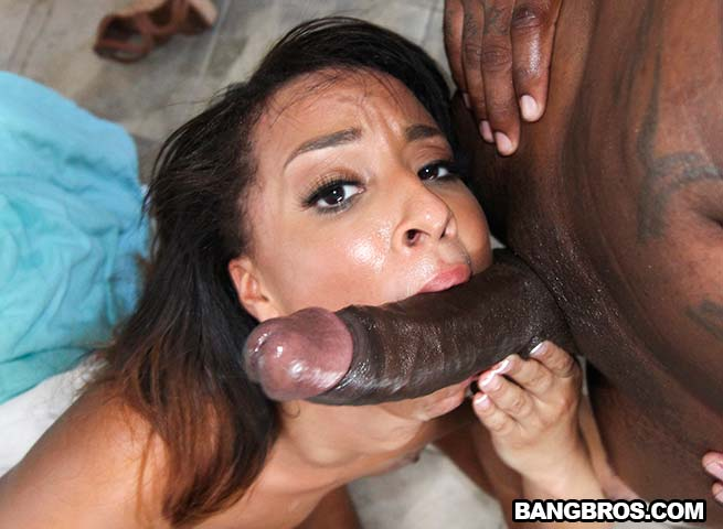 Ass by dick ebony fucked monster idea remarkable