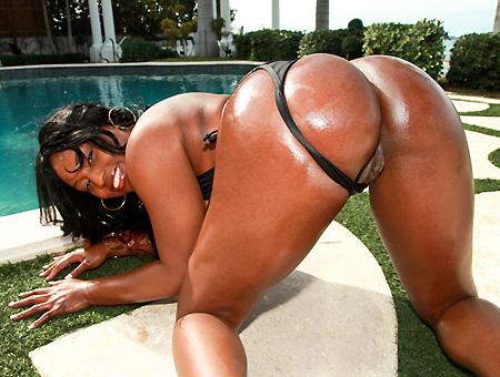 Remarkable, the Jada fire big ass black girl theme