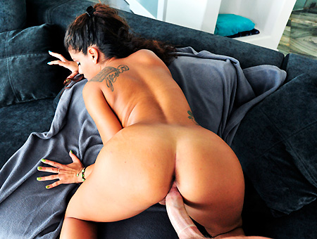 Sasha Deleon – Hot Chonga picked up and banged – BangBros