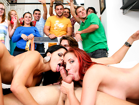 Dorm Sex Party With Pornstars Dorm Invasion Bangbros